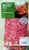 16 milano salami slices - Produit