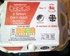 6 British barn eggs - Produit