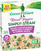 Simply steam riced cauliflower - Product