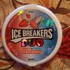 Ice Breakers Duo Strawberry Sugar Free Mints - Producto