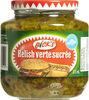 Bick's Relish Verte Sucrée - Product