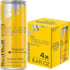 Yellow edition tropical punch energy drink - Product