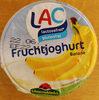 LAC Fruchtjoghurt Banane - Produkt