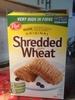 Shreadded wheat - Produit