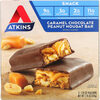 Caramel chocolate peanut nougat bar - Prodotto