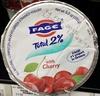 Greek strained yogurt with cherry - Product