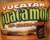 Guacamole authentic - Produit