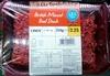 British Minced Beef Steak - Product