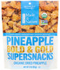 Pineapple bold & gold supersnacks - Product