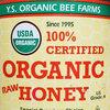 Organic raw Honey - Produto