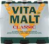 Vita malt alcohol-free malt beverage - Produit