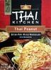 Thai peanut noodle kit includes stir-fry rice noodles & thai peanut seasoning - Produit