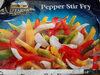 Tj farms select, pepper stir fry onions, red, green & yellow pepper stir fry - Produit