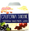 California Sunshine 7 individual snack packs - Product