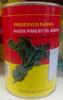 Radis piment filament - Product
