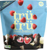 Tru fru whole raspberries white & dark chocolate - Producto