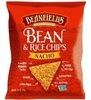 Nacho Bean and Rice Chips - Product