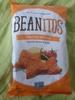 Nacho nation white bean chips, nacho nation - Product