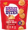 Brazi bites 3 cheese pizza brazilian cheese bread - Produit