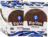 Rip van cookies & cream wafels - Product
