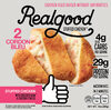 Realgood stuffed chicken with uncured ham & cheddar cheese - Product