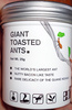 Giant toasted ants - Product