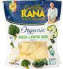 Rana organic broccoli & fontina cheese ravioli - Product