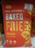 Baked fries, potato & corn snacks - Product