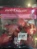 Red onions - Prodotto