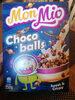 choco balls - Product