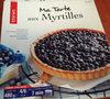 ma tarte aux myrtilles - Product