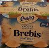 Yaourt au lait de brebis Nature - Produit