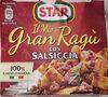 Il mio Gran Ragù con Salsiccia - Produit