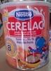 CERELAC, Céréale infantile lactée - Product