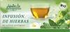 Infusión de hierbas en bolsitas - Producte