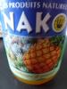 Confiture d'ananas - Produit