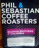 Café Guzman Brothers Colombie - Phil & Sebastian Coffee Roasters - Product