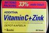 Vitamin C+Zink - Produkt