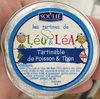Les tartines de Léo & Léa Tartinable de Poisson & Thon - Produit
