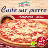 Pizza Margherita - pâte fine - Prodotto