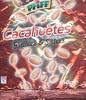 Cacahuètes grillées & salées - Produit