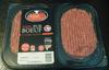 2 steaks hachés 100 % pur boeuf - Produit