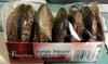 Pains d'épices sur lit de chocolat - Produit
