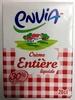 Crème entière liquide - Product