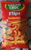 Flips Cacahuètes - Produit