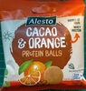 Cacao and Orange Protein Balls - Producto