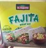 Fajitas wrap kit - Prodotto