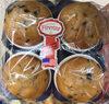 Muffins aux pépites de chocolat noir - Product