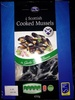 Scottish cooked mussels - Product