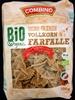 Farfalle au blé complet - Produkt